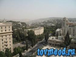 Поездка в Иерусалим в Натив
